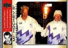 2003-04 Upper Deck Mr. Hockey #28 Gordie Howe