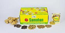 SAMAHAN AYURVEDA HERBAL TEA NATURAL DRINK FOR COUGH AND COLD REMEDY FREE SHIPPIN
