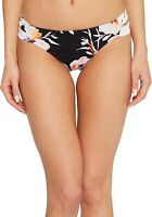 Bikini Lab The Women's 173065 Watercolors Double Sash Side Hipster Bottom Size S