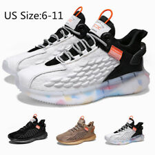 Men's Athletic Sneakers Sports Casual Running Basketball Shoes Outdoors Trainers