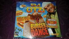 DJ fregata/Burger Dance-CD MAXI