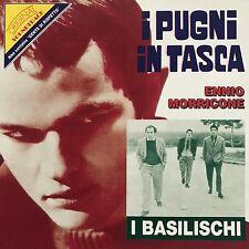 ENNIO MORRICONE - I PUGNI IN TASCA/I BASILISCHI/GENTE DI RISPETTO-Soundtrack CD
