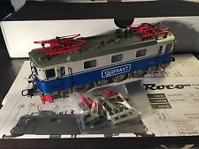 Roco 72535 SJ Da 903 TAGFRAKT Swedish HO scale locomotive