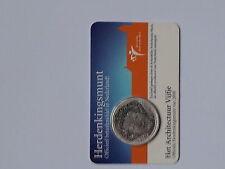 ** Coincard 2008 het architectuur vijfje 5 euro Nederland Niederlande van KNM**