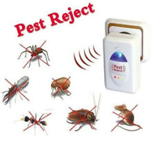 Pest Reject Mice Spider Insect Ultrasonic Control Repeller Indoor Home Repellent