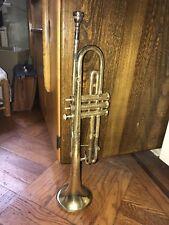 Holton Collegiate 1965 cornet trumpet