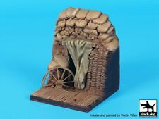 Black Dog 1/35 Trench Entrance Section WWI #2 Diorama Base (70mm x 65mm) D35100