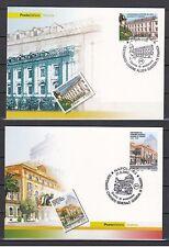 ITALIA 2006 Guardia di Finanza 2 Cartoline Filateliche Poste Italiane - FDC