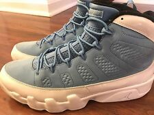 Nike Air Jordan 9 Retro SZ 13 Pantone Blue For The Love Of The Game 302370-401KD