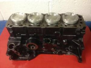 Ford Sierra 205 Engine block +1mm Genuine Mahle Cosworth Pistons w/Valve Pockets