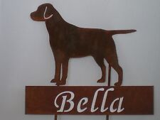 PET-MARKER-LABRADOR RETRIEVER-CUSTOMIZABLE-with Name