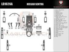 Fits Nissan Sentra 2010-2012 Medium Premium Wood Dash Trim Kit