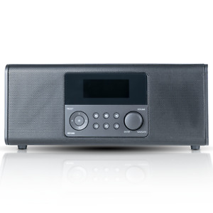 HAMA DR1400 DAB+ Digitalradio Radio Musik Wecker Digital Tragbares FM UKW Tuner.
