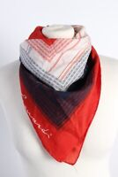 Scarf Vintage Ladies Bandana Square Multi Colour - FL082