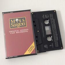 Miss Saigon (Cassette Tape)