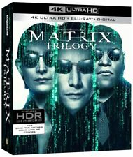 The Matrix Trilogy [1999] (4K Ultra HD)