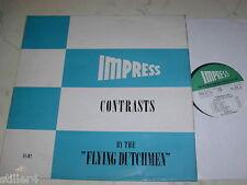 Library Impress Piet van oscilazione Flying Dutchmen * Jazzy Funky Brass *'73 Brilliant!