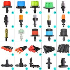 Irrigation Dripper Sprinkler Micro Spray Rotating Nozzle Watering Cooling System