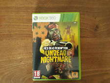 Jeu XBOX 360: Red dead redemption, undead nightmare