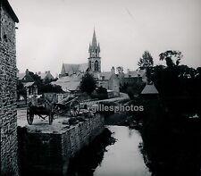 DOL - Pont Eglise Bretagne - Div 1958