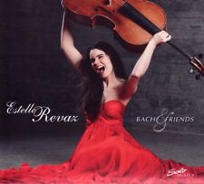 Estelle REVAX / Bach and Friends / (1 CD) / NEUF