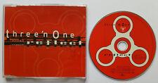 ⭐⭐⭐⭐  Three`n One ⭐⭐⭐⭐ REFLECT ⭐⭐⭐�� 3 Track CD  ⭐⭐⭐⭐