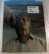 A History of Violence (2010, Canada) Steelbook NEW