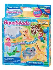 Aquabeads 31078 Zoo Life Set, multi-couleur