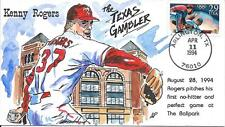 WILD HORSE HP AP TEXAS RANGERS KENNY ROGERS FIRST GAME AT THE BALLPARK Sc 2619