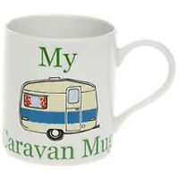 Mug ~ Ceramic Tea/Coffee Cup/Mug ~ CARAVANS ~ Camping/Touring ~ Novelty