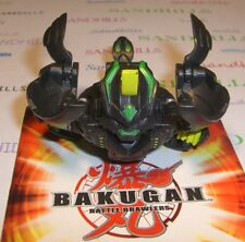 Bakugan Strikeflier Black Darkus Gundalian Invaders DNA 630G & cards