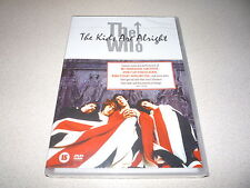 THE WHO - KIDS ARE ALRIGHT (DVD 2009) BRAND NEW AND SEALED
