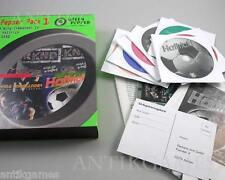 KKND & Hattrick & Wing Commander IV 4 CD-Version in Bigbox PC DOS