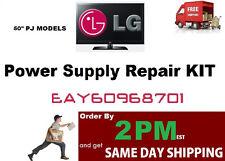 LG Repair KIT 50PJ350 50PJ340 50PJ550 [Power Board] EAY60968701 [THE CLICK FIX ]