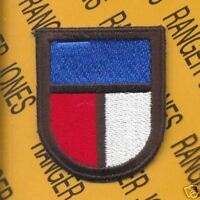 SOCPAC Spec Ops Pacific Airborne beret Flash patch B