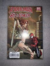 Spider-Man Red Sonja #2 NM Michael Turner Cover Marvel Dynamite Comic 2007