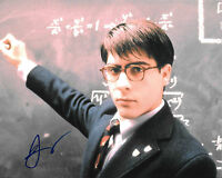 GFA Rushmore Movie * JASON SCHWARTZMAN * Signed 8x10 Photo AD6 COA