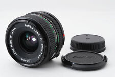 [Top MINT] Canon FD 28mm f/2.8 From JAPAN #80