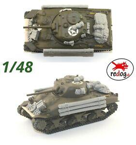 1/48 M4 US Sherman Tank Stowage Kit  /Accessories //48sh1