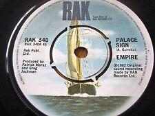 "EMPIRE - PALACE SIGN  7"" VINYL"