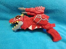Mighty Morphin Power Rangers Dino Charge DX T-Rex Morpher Blaster