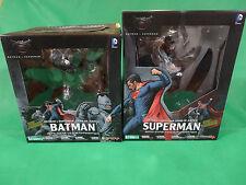 NEW Batman vs Superman Dawn of Justice Bundle ArtFX+ Statue Kotobukiya 2 Figures