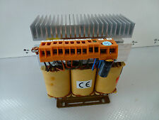 Roller + Fischer Dng 250 Transformer 250VA Prim. 400V, 0,36A, Sec. 24VDC, 10 A