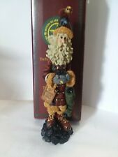 Boyds Bears & Friends The Folkstone Collection 1996 NoNo Nick Santa