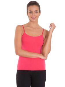 Jockey Women's Teens Plain Camisole TOP Daily Extra feminine Adjustable Strap