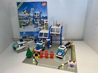 DISCONTINUED LEGO SET 6387 TOWN COASTAL RESCUE BASE *100% COMPLETE & INSTRUCTS*