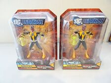 Prototype SAMPLE DC UNIVERSE CLASSICS WAVE 3 YELLOW - GRAY ARMS SINESTRO FIGURE