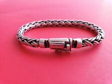 Buddha to Buddha 925 Sterling Silver Bracelet  Size : 6.25''