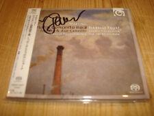 Isabelle Faust Martinu Violin Concerto # 2 Harmonia Mundi Japon SACD NEW signed