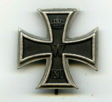 WW2 WW1 Germany 1870 1st Class Iron Cross EKI Medal Badge Replica
